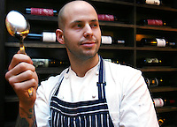 Gerard Craft, Executive chef at Niche in St. Louis, Mo. Craft was named one of Food & Wine magazine's Best New Chefs of 2008.