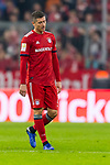 03.11.2018, Allianz Arena, Muenchen, GER, 1.FBL,  FC Bayern Muenchen vs. SC Freiburg, DFL regulations prohibit any use of photographs as image sequences and/or quasi-video, im Bild enttaeuscht Robert Lewandowski (FCB #9) <br /> <br />  Foto &copy; nordphoto / Straubmeier