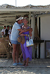 Steve & Elaine Wynn in St Tropez 08/02/08