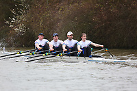 Crew: 59   MInt4x   Queens University Belfast (M Riordan)<br /> <br /> BUCS Head 2019 - Sunday<br /> <br /> To purchase this photo, or to see pricing information for Prints and Downloads, click the blue 'Add to Cart' button at the top-right of the page.
