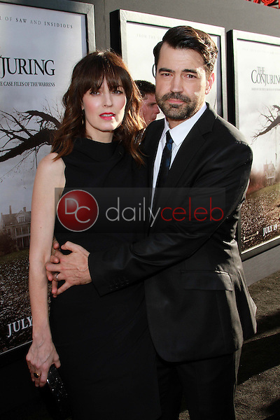 Ron Livingston<br /> at &quot;The Conjuring&quot; Los Angeles Premiere, Cinerama Dome, Hollywood, CA 07-15-13<br /> David Edwards/DailyCeleb.Com 818-249-4998