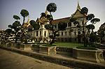 Grand Palace Complex in Bangkok, Thailand. (Jim Bryant Photo).....