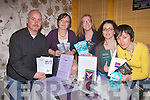 ALTERNATIVE: Therapists who held an Alternative Therapy open day at the Beauty Rooms at the Ballyloughran Leisure Centre, Lisselton on Sunday were l-r: Denis Daly (Abbeyfeale), Margaret Brosnan (Tralee), Juliette O'Keeffe, Michelle Reynolds (Listowel) and Joanne Fitzgerald (Abbeyfeale).   Copyright Kerry's Eye 2008