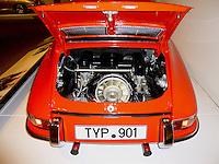 Porsche Type 901 Prototype, 1963, Courtesy of Don and Diane Meluzio, by Jonathan Green