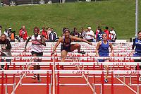 09C4D5 Girls 100 Hurdles Prelim