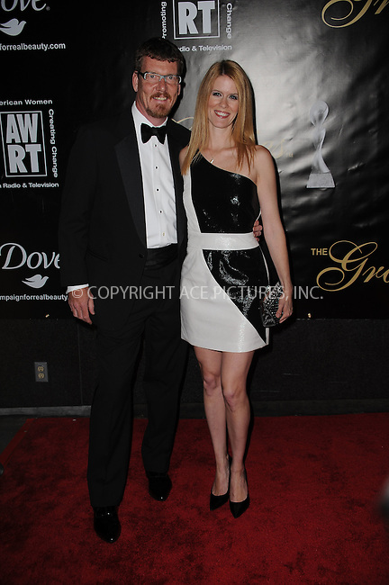 WWW.ACEPIXS.COM . . . . . ....June 3 2009, New York City....Simon van Kempen and TV personality Alex McCord arriving at the 34th Annual AWRT Gracie Awards Gala at The New York Marriott Marquis on June 3, 2009 in New York City.....Please byline: KRISTIN CALLAHAN - ACEPIXS.COM.. . . . . . ..Ace Pictures, Inc:  ..tel: (212) 243 8787 or (646) 769 0430..e-mail: info@acepixs.com..web: http://www.acepixs.com