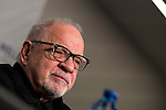 "American screenwriter and director Paul Schrader during press conference of the film ""Dog Eat Dog"" at Festival de Cine Fantastico de Sitges in Barcelona. October 11, Spain. 2016. (ALTERPHOTOS/BorjaB.Hojas)"