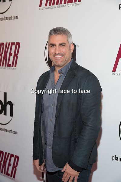 LAS VEGAS, NV - January 24 : Taylor Hicks pictured at Parker movie Premiere at Planet Hollywood Resort in Las Vegas, Nevada on January 24, 2013. / MediaPunch Inc...Credit: MediaPunch/face to face..- Germany, Austria, Switzerland, Eastern Europe, Australia, UK, USA, Taiwan, Singapore, China, Malaysia and Thailand rights only -