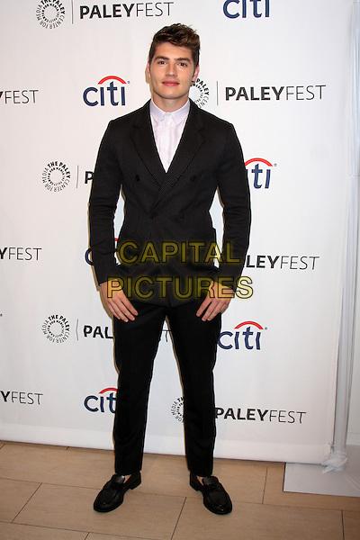 September 12 2014 Gregg Sulkin attends The Paley Center For Media's PaleyFest 2014 Fall TV Previews - MTV,  Beverly Hills, CA <br />  CAP/MPI/JO<br /> &copy;Janice Ogata/MediaPunch/Capital Pictures