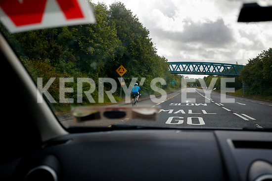 Kerry's Eye Road Safety Campaign, Stayin' Alive at 1.5