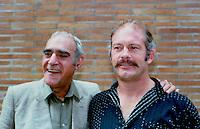 Abe Vigoda & Max Gail Barney Miller Reunion By<br /> Jonathan Green