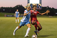 Boyds, MD - Saturday June 03, 2017:  Rachel Daly, Francisca Ordega during a regular season National Women's Soccer League (NWSL) match between the Washington Spirit and the Houston Dash at Maureen Hendricks Field, Maryland SoccerPlex