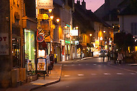 rue fg madeleine beaune cote de beaune burgundy france