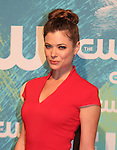 Actress Peyton List was on As The World Turns and is now on the CW Frequency  - The CW Upfront - Red Carpet Arrivals on May 19, 2016 at t he London Hotel, New York City, New York. (Photo by Sue Coflin/Max Photos)