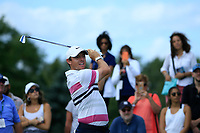 Rory McIlroy (NIR) during the third round of the Northern Trust, played at Liberty National Golf Club, Jersey City, New Jersey, USA 10/08/2019<br /> Picture: Golffile | Michael Cohen<br /> <br /> All photo usage must carry mandatory copyright credit (© Golffile | Phil Inglis)