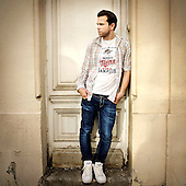 Sep 02, 2011: M83 - Photosession in Paris France