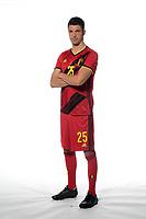 Brandon Mechele defender of Belgium  <br /> Tubize 12/11/2019 <br /> Calcio presentazione della nuova maglia della Nazionale del Belgio <br /> Photo De Voecht  Kalut/Photonews/Panoramic/insidefoto<br /> ITALY ONLY