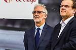 Podium: Brian Cookson, Liege-Bastogne-Liege, Ans, Belgium, 27 April 2014, Photo by Thomas van Bracht / www.pelotonphotos.com