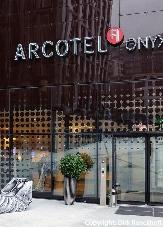 Onyx, Arcotel (St. Pauli) Reeperbahn 1, Hamburg, Deutschland