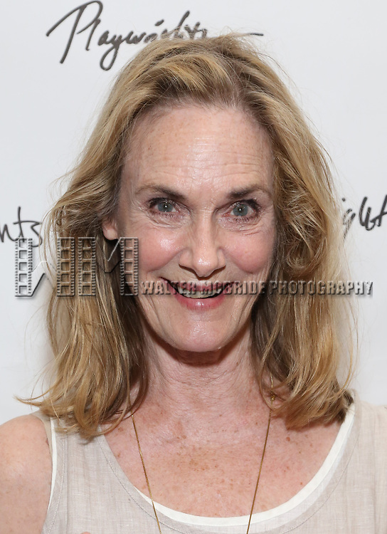 Lisa Emery attends the Opening Night Performance of the Playwrights Horizons world premiere production of 'Log Cabin' on June 25, 2018 at Playwrights Horizons in New York City.