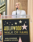 Kristen Bell -Star WofF 016 ,  Kristen Bell And Idina Menzel  Honored With Stars On The Hollywood Walk Of Fame on November 19, 2019 in Hollywood, California