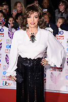 Dame Joan Collins<br /> at the Pride of Britain Awards 2017 held at the Grosvenor House Hotel, London<br /> <br /> <br /> &copy;Ash Knotek  D3342  30/10/2017