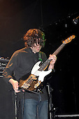 Dinosaur Jr - bass player Lou Barlow performing live at  Koko in Camden London UK - 15 May 2008.  Photo credit: George Chin/IconicPix