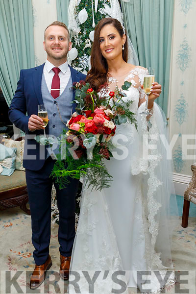 Hyland/Walshe wedding in the Ballyseede Castle Hotel on Monday, December 30th 2019
