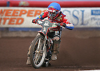 Gary Havelock of Arena Essex - Arena Essex Hammers vs Belle Vue Aces at The Arena Essex Raceway, Lakeside - 13/07/05 - MANDATORY CREDIT: Rob Newell/TGSPHOTO