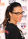 LOS ANGELES, CA - SEPTEMBER 07: Jordana Brewster arrives at Stand Up To Cancer at The Shrine Auditorium on September 7, 2012 in Los Angeles, California.
