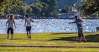Photographs of summer at the beach In Beautiful Penticton BC Canada.