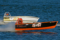 "JS-61, JS-7 ""Rolling Thunder""            (Jersey Speed Skiff(s)"