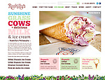 CLIENT: ROSKILLY'S // <br /> PROJECT: PRINT &amp; WEB // DESIGN AND ART DIRECTION: ALEX GRAHAM www.alexgrahamdesign.co.uk