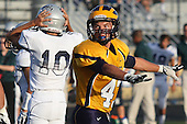 Macomb Dakota at Clarkston, Varsity Football, 8/26/2014