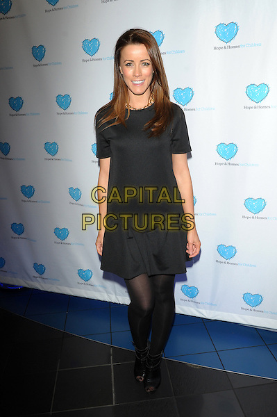 LONDON, UK - MARCH 03 - Nicola Tappenden attends a screening of 'A Home for Mirela' a documentary about Romanian orphans by Natalie Pinkham at Vue West End on March 3, 2014 in London, England.<br /> CAP/CJ<br /> &copy;Chris Joseph/Capital Pictures
