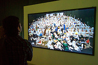 55th Art Biennale in Venice - The Encyclopedic Palace (Il Palazzo Enciclopedico).<br /> Arsenale.<br /> China Pavilion.<br /> Photographs by Wang Qingsong.