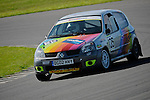 William Lucas/Joe McLaughlin - Meridian Motorsport Renault Clio