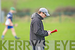 IT Tralee manager Colm Duffy...
