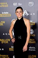 Laure Boulleau<br /> Parigi 3-12-2018 <br /> Arrivi Cerimonia di premiazione Pallone d'Oro 2018 <br /> Foto JB Autissier/Panoramic/Insidefoto <br /> ITALY ONLY