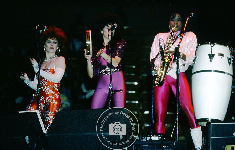 Shaun Murphy , Laura Creamer, Bob Seger & Silver Bullet Band