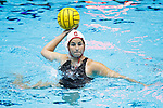 INDIANAPOLIS, IN - MAY 14: Jamie Neushul (8) of Stanford University in action during the Division I Women's Water Polo Championship against UCLA held at the IU Natatorium-IUPUI Campus on May 14, 2017 in Indianapolis, Indiana. (Photo by Joe Robbins/NCAA Photos/NCAA Photos via Getty Images)