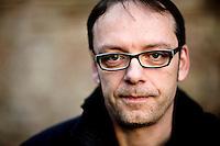 Thorsten Wirth, Bundesvorsitzender der Piratenpartei aufgenommen am Freitag (13.12.13) in Berlin.<br /> Foto: Axel Schmidt/CommonLens