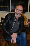 ©www.agencepeps.be - 29042014 - Festival du Film Fantastique de Bruxelles - Liam Cunningham était présent au BIFFF ce jeudi 17 avril pour la Première mondiale de Let us prey !