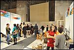 Operae 2012, mostra mercato del design autoprodotto, negli spazi della cavallerizza a Torino.