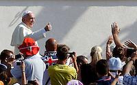 20140827 VATICANO: UDIENZA GENERALE DI PAPA FRANCESCO