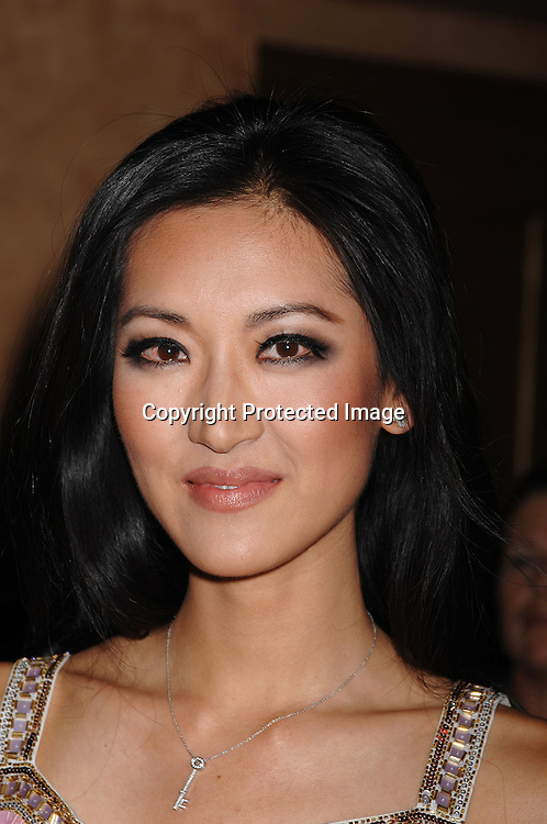 "Kelly Choi..arriving at The Van Cleef & Arpels ""Une Journee a Paris"" ..party to celebrate Fashion Week on September 4, 2007 at The Hammerstein Ballroom in New York. ..Photo by Robin Platzer, Twin Images....212-935-0770"