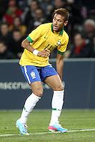 """Neymar Brasile.Ginevra 21/03/2013 Stadio """"De Geneve"""".Football Calcio Amichevole Internazionale.Brasile Vs Italia - Brazil Vs Italy.Foto Insidefoto Paolo Nucci."""