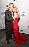 James L. Nederlander and Kristin Chenoweth attends the Opening Night celebration for Kristin Chenoweth - 'My Love Letter To Broadway'  at the Bar Sixty Five at the Rainbow Room Bar on November 2, 2016 in New York City.