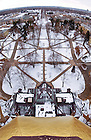 Jan. 6, 2003; View from the top of the Dome..Photo by Matt Cashore