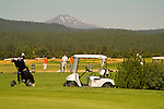 Golfing in Bend, Oregon